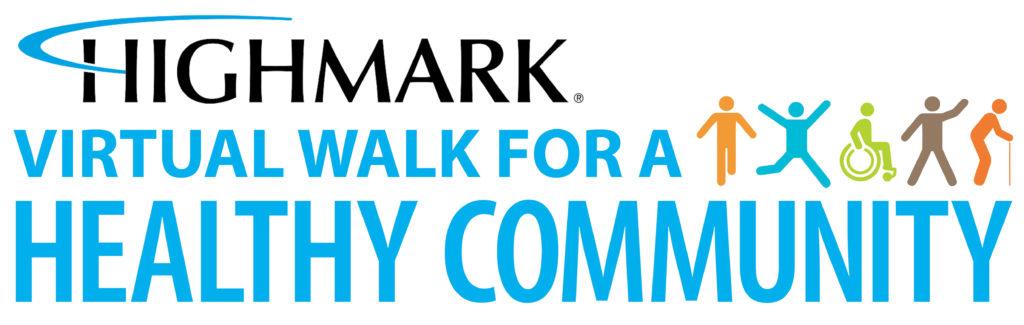Highmark Virtual Walk logo