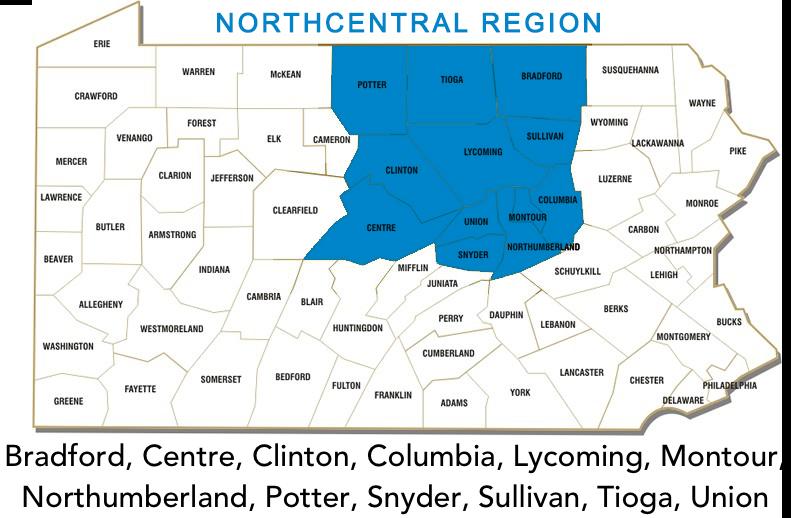 northcentral-region