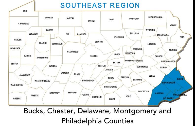 southeast-region