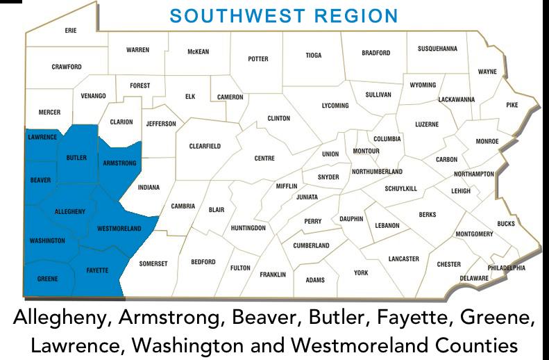 southwest-region